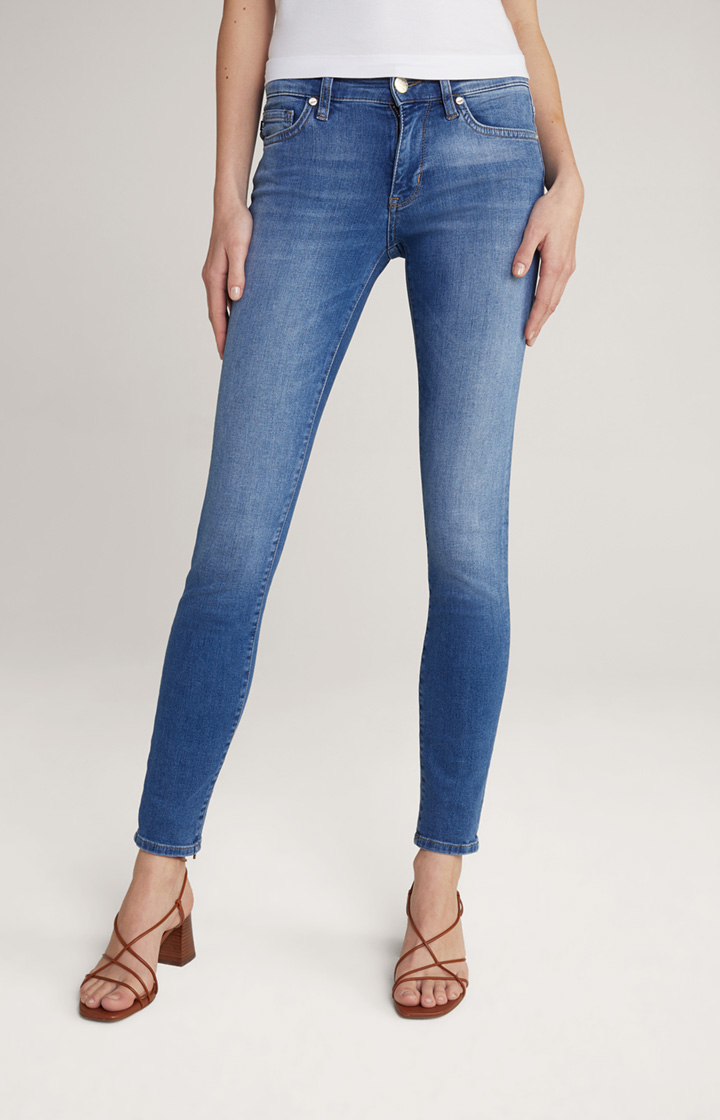 Jeans Sue in Blue washed