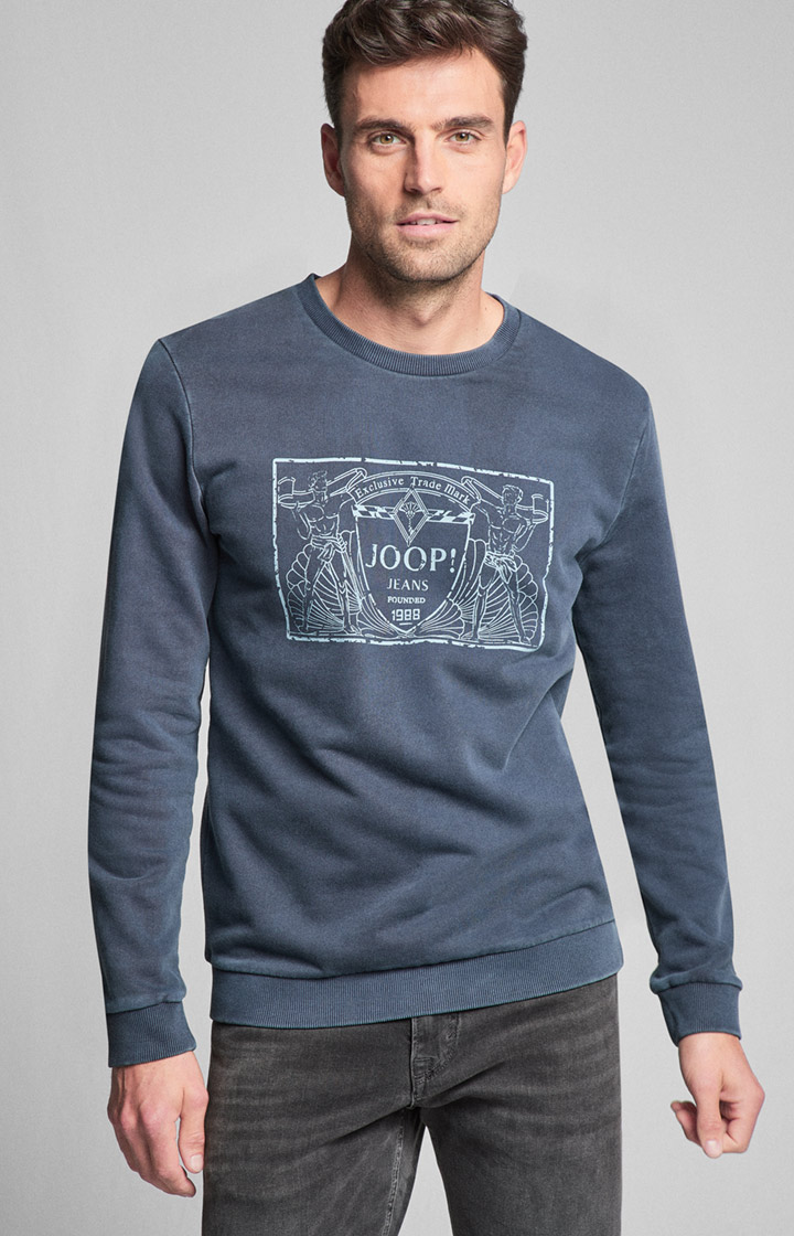 Pullover Adam in Navy