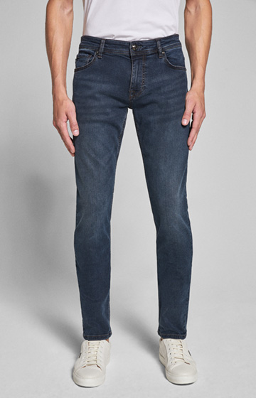Jeans Hamond in Mittelblau