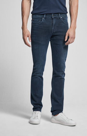 CANDIANI Jeans Mitch in Navy Blue