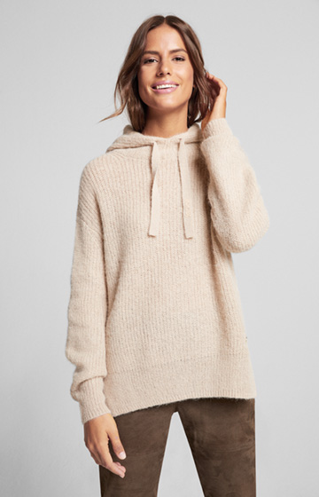 Sweater Keral in Beige