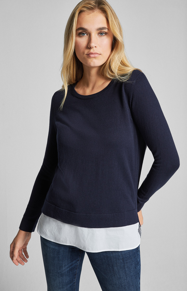 Pullover Kaylie in Navy