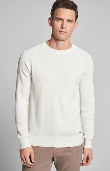 joop pullover herren weiß