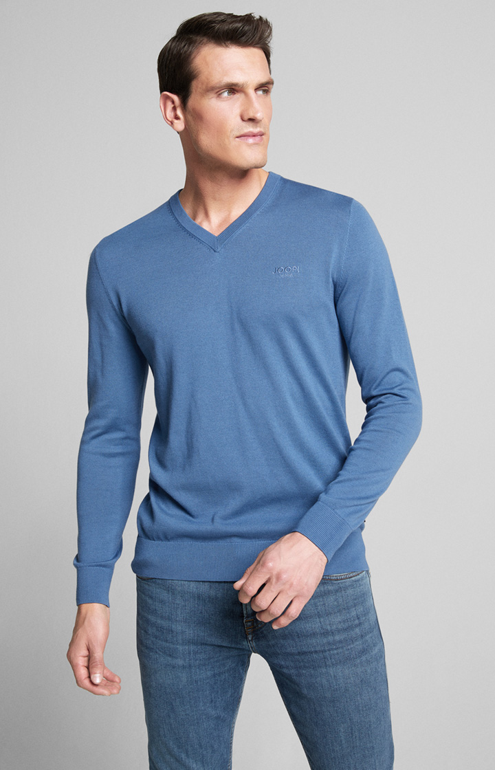 Pullover Barry in Blau