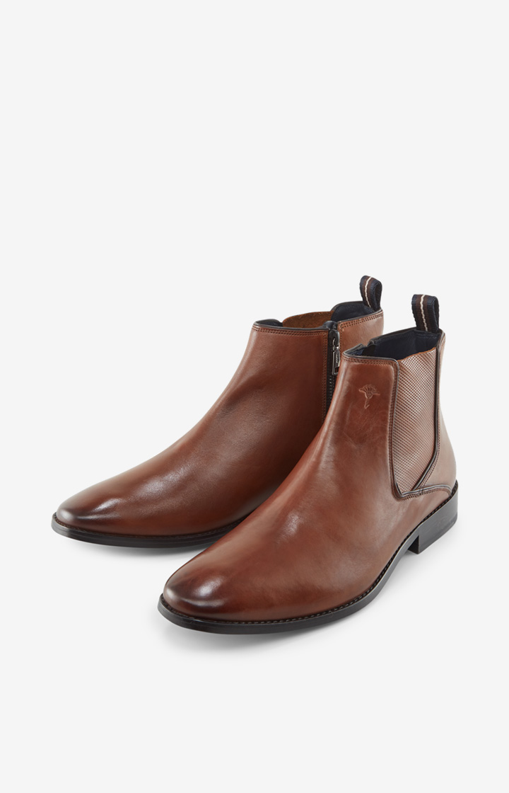 Chelsea Boots Philemon in Cognac
