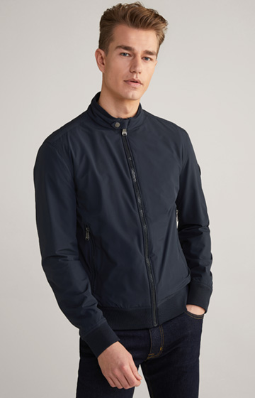 Jacke Konan in Navy
