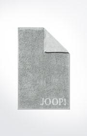 badematte classic doubleface 50 x 80 cm silber grau im joop online shop. Black Bedroom Furniture Sets. Home Design Ideas