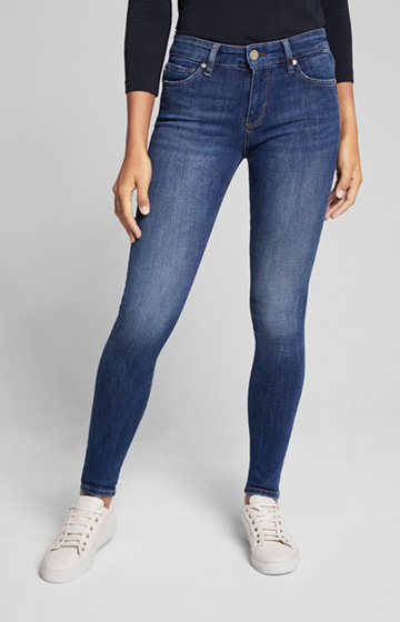 Skinny Fit Jeans Sue in Midblue