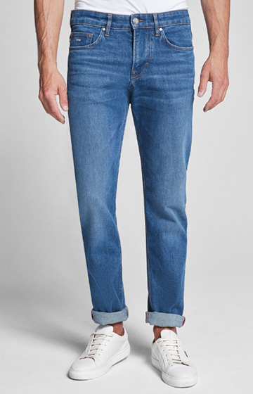 Jeans Mitch in Original Medium Blau