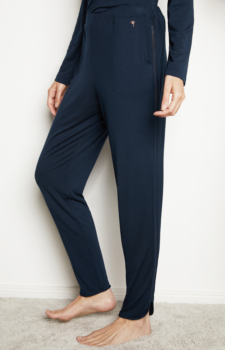Loungewear Hose in Navy