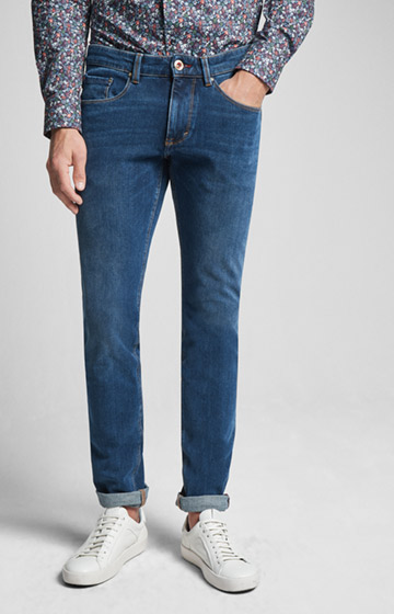 Jeans Stephen - Spectrum Collection in Mittelblau