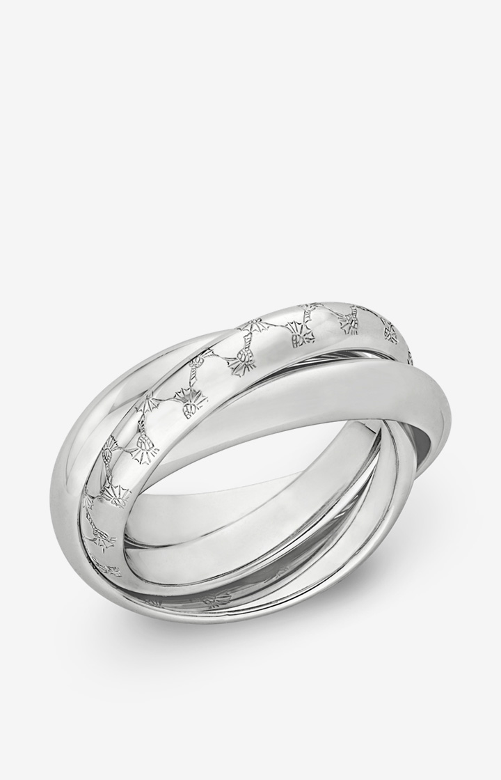 Ring in Silber
