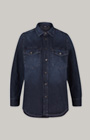 Jeanshemd Bele in Washed Blue