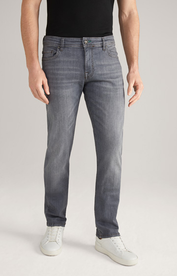 Jeans Fortres in Grau