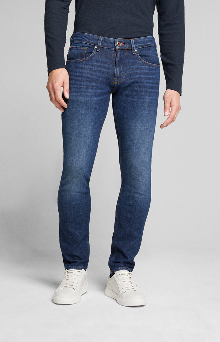 Bi-Stretch Jeans Stephen in Navy
