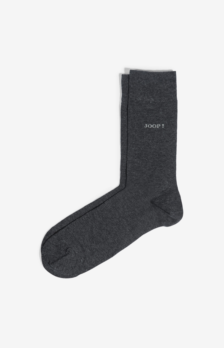 Superior Cotton Socken in Dunkelgrau