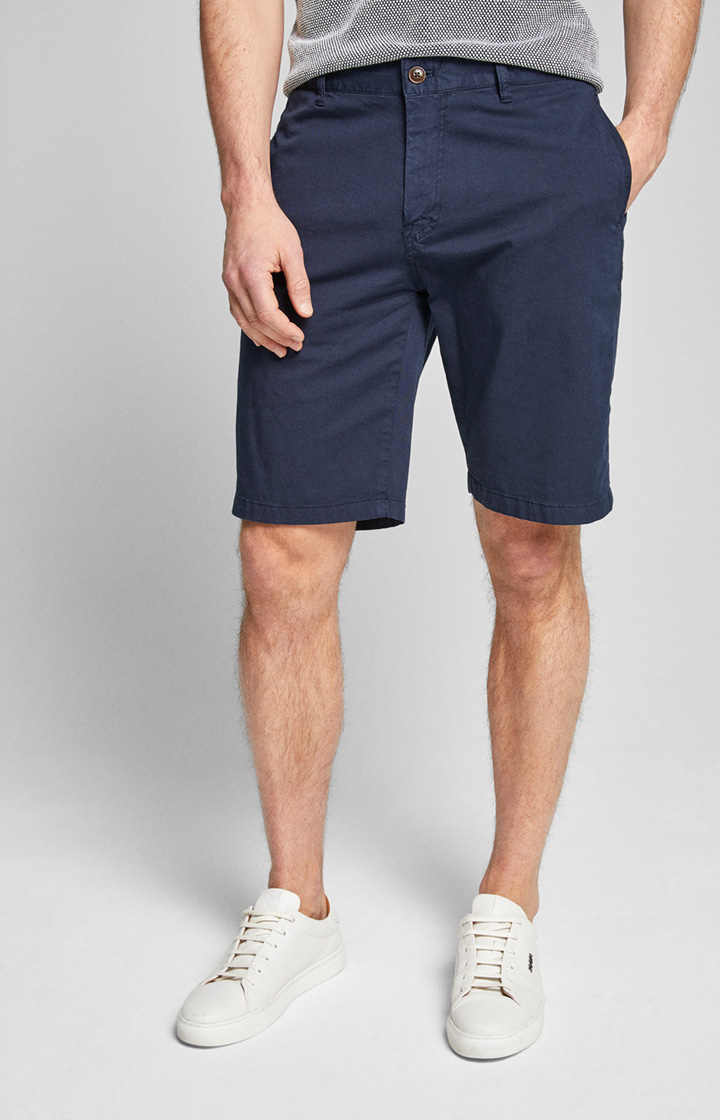Bermudas Rudo in Navy