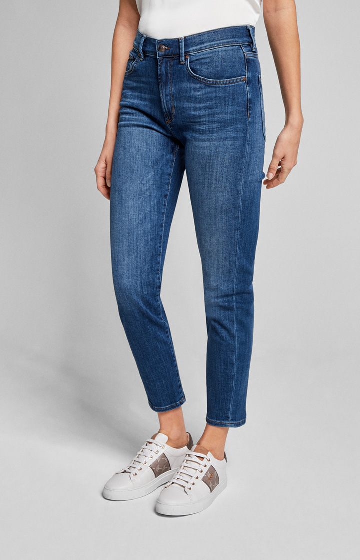 Jeans Macy in Washed Blue