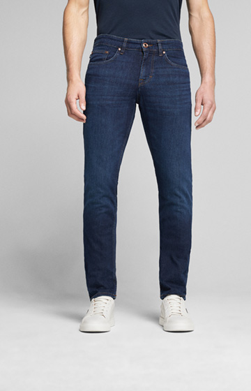 Jeans Mitch in Navyblau
