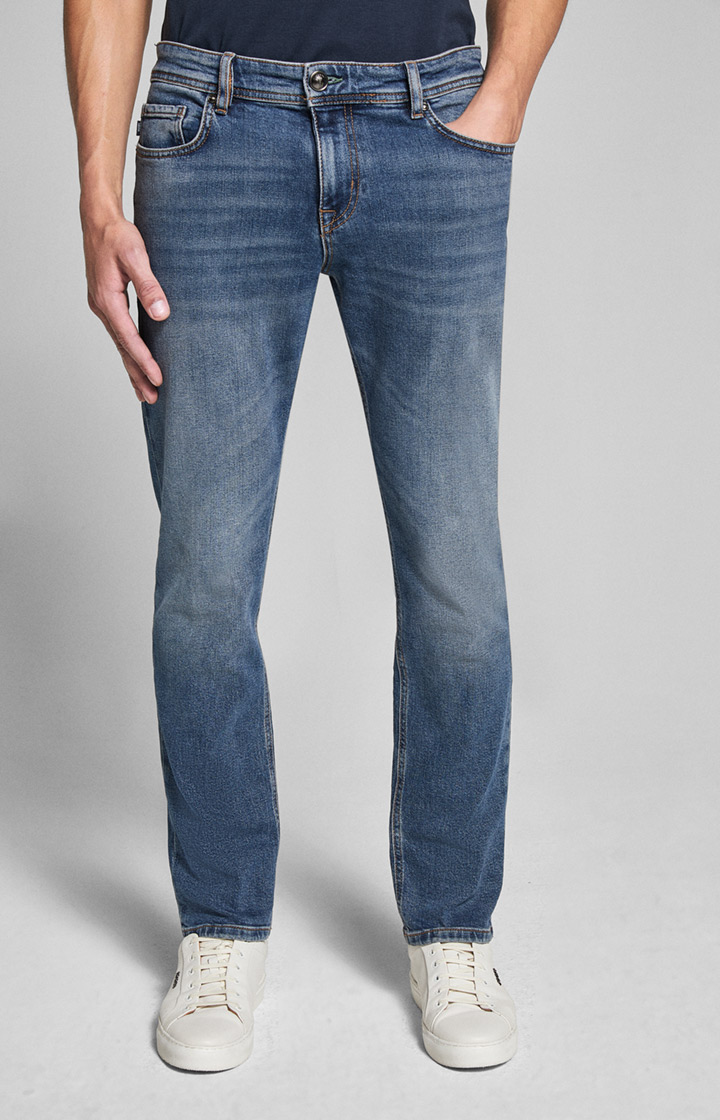 Jeans Fortres in Blau