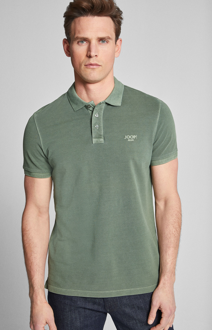 Polo-Shirt Ambrosio in Grün