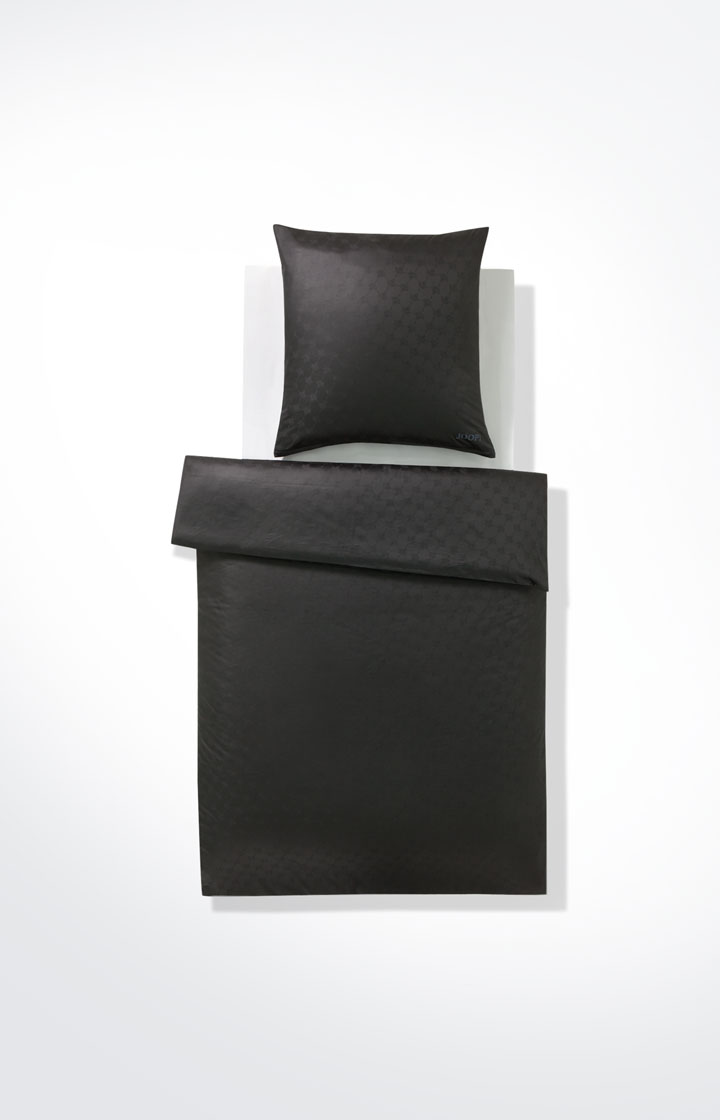 bettw sche cornflower schwarz im joop online shop. Black Bedroom Furniture Sets. Home Design Ideas