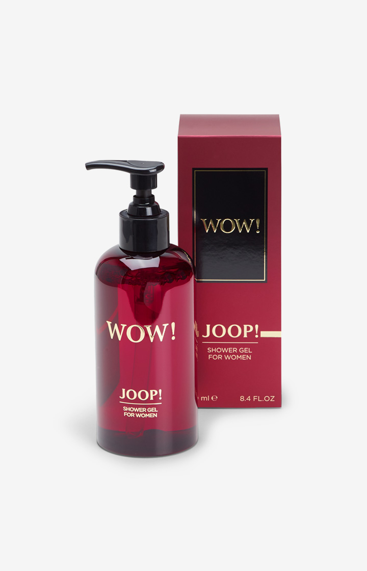 JOOP! WOW!, Shower Gel, 250 ml