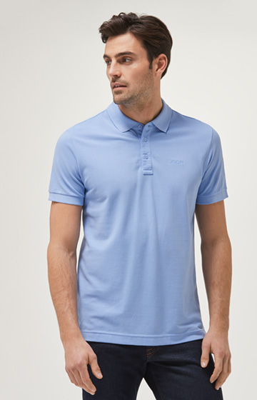 Polo-Shirt Primus in Blau