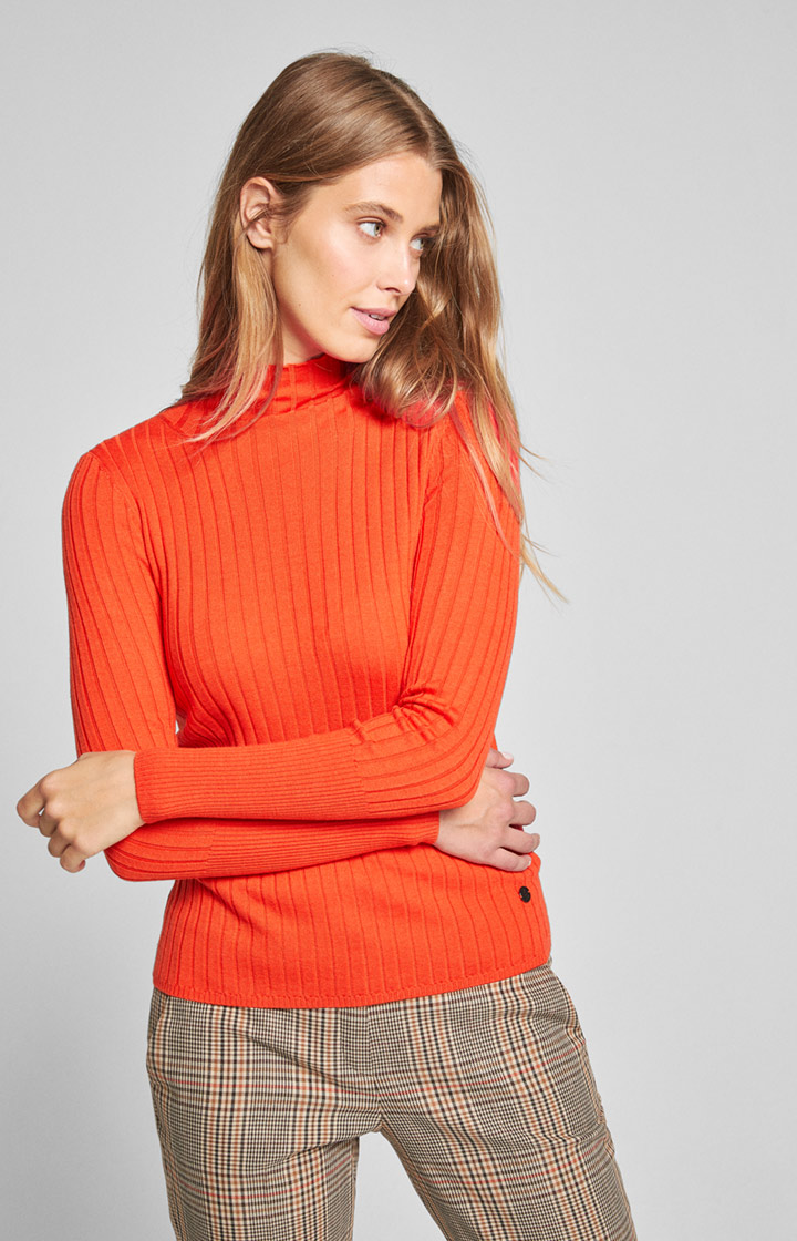 Pullover Kaela in Orange