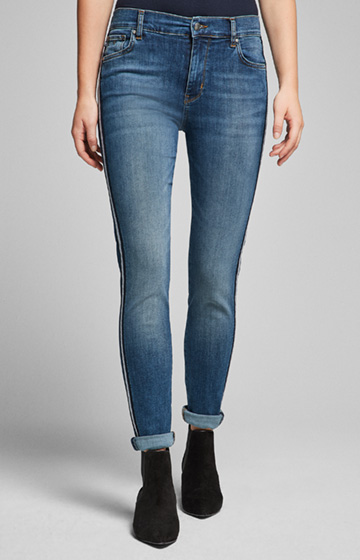 Jeans Sol in Washed Blue