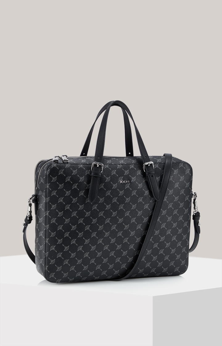 Business-Tasche Cortina Nanni in Schwarz