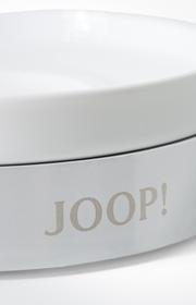 seifenschale chromeline silber wei im joop online shop. Black Bedroom Furniture Sets. Home Design Ideas