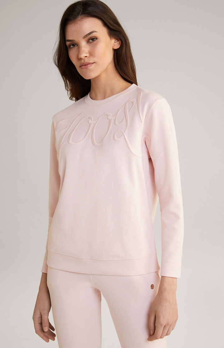 Sweatshirt Tova in Rosa