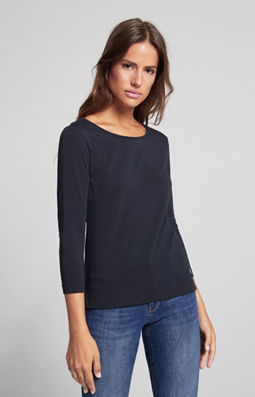 Shirt Taiia in Navy