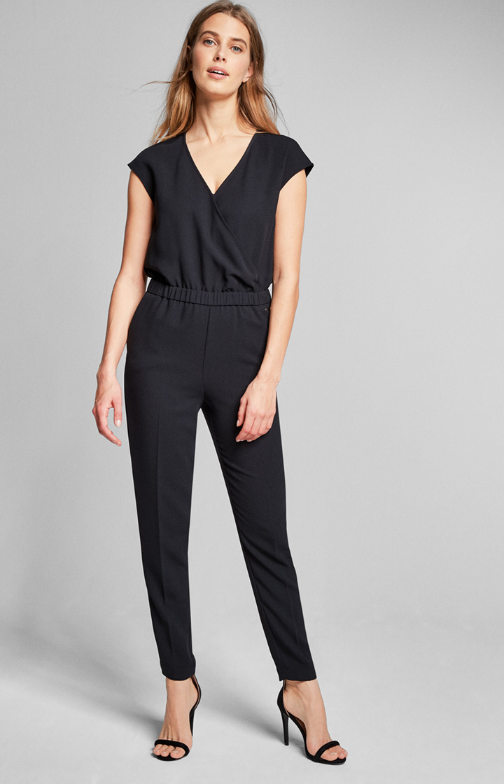 Jumpsuit Mona in Navy