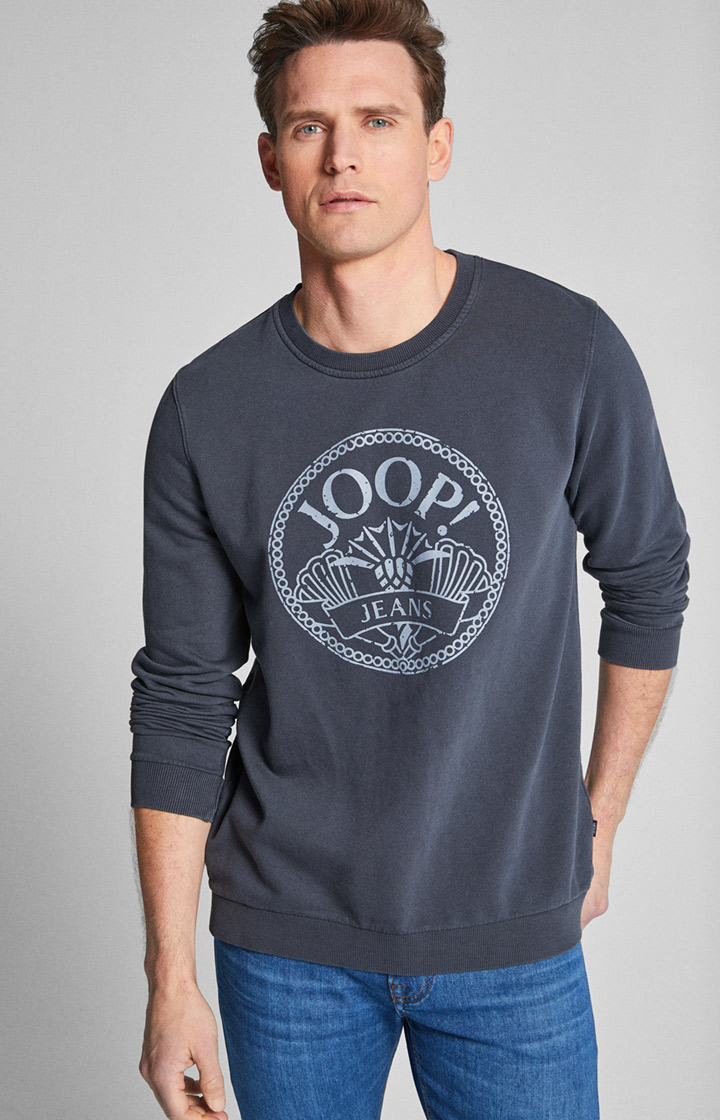 Sweatpullover Conan in Navy