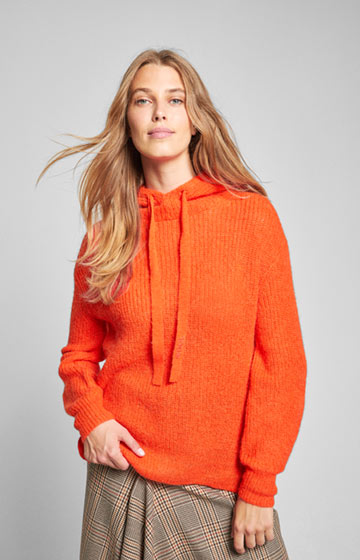 Sweater Keral in Orange