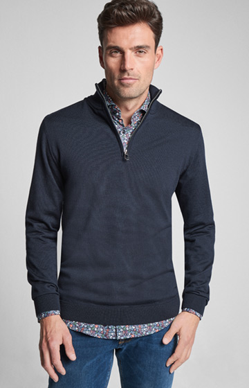 Pullover Dario in Navy