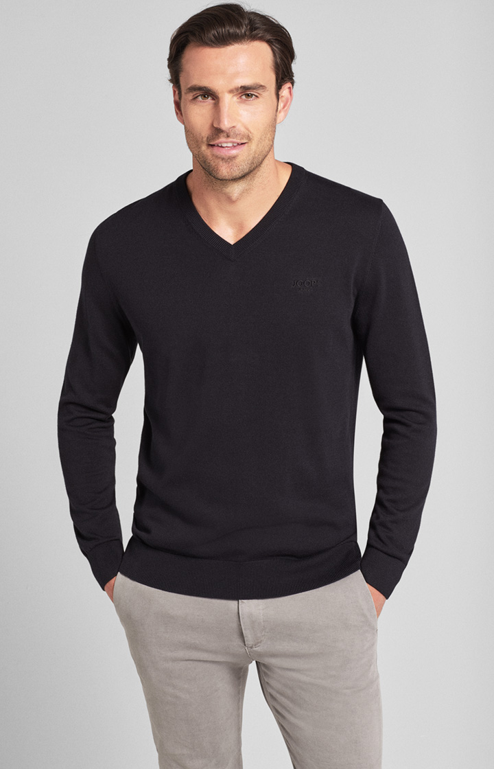 Pullover Barry in Schwarz