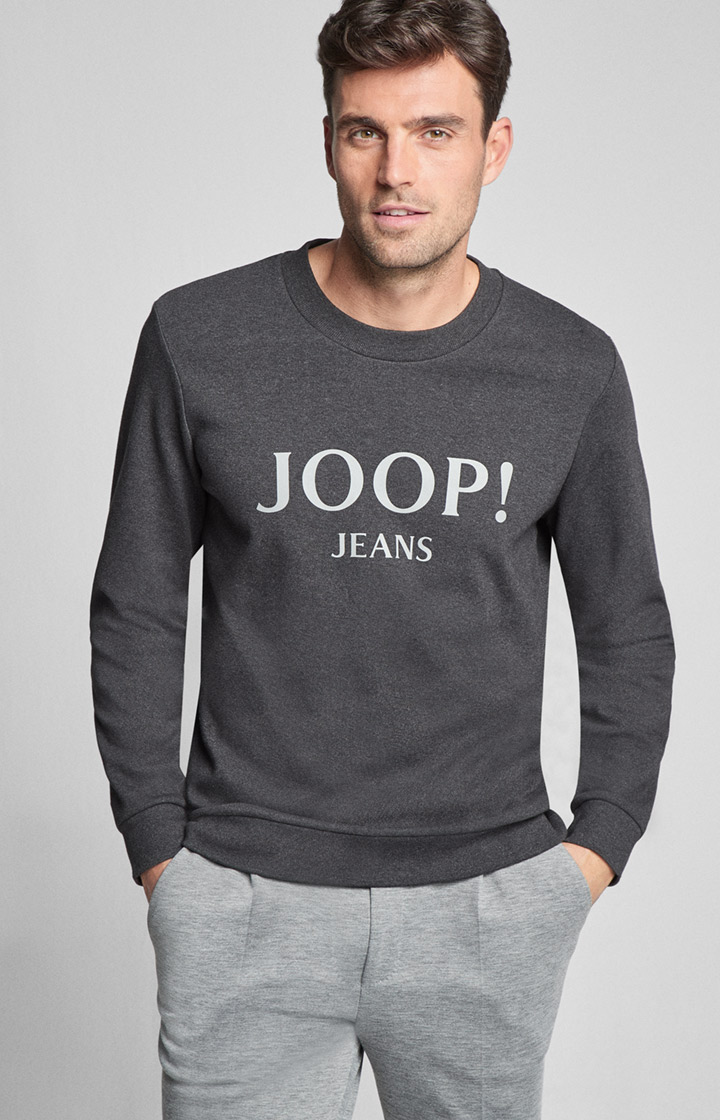 JOOP! Sweater Alfred in Anthrazit