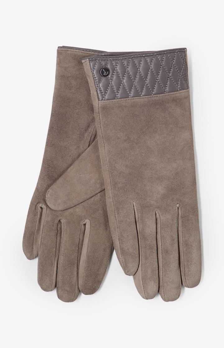 Lederhandschuh in Grau   Accessoires > Handschuhe > Lederhandschuhe   Joop!