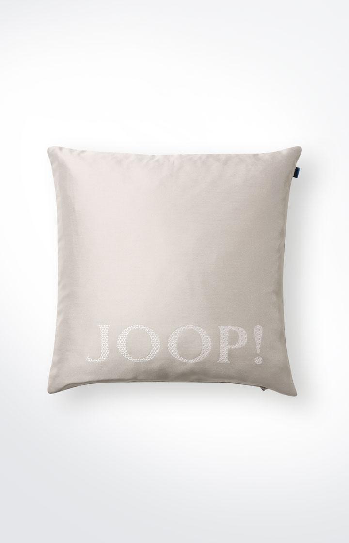 kissenh lle pailette 50 x 50 cm creme im joop online shop. Black Bedroom Furniture Sets. Home Design Ideas