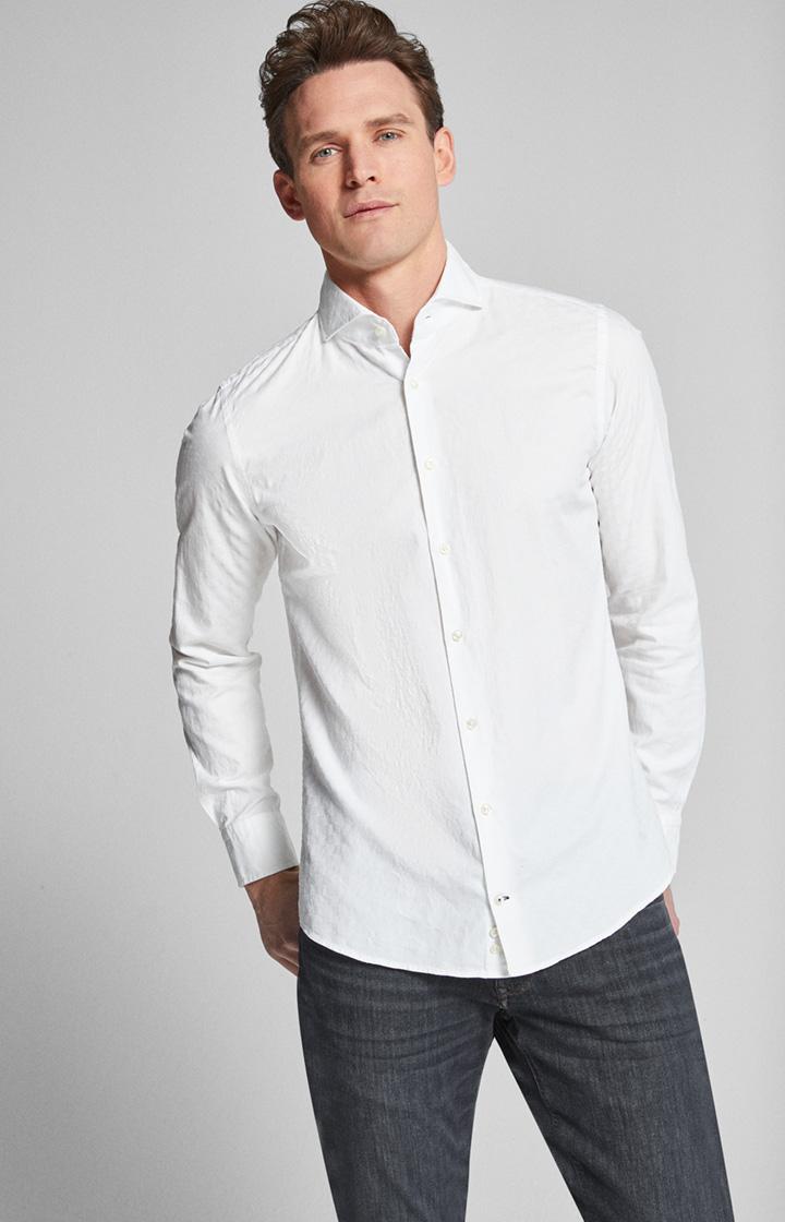Baumwoll-Hemd Pajos Weiß Aktion