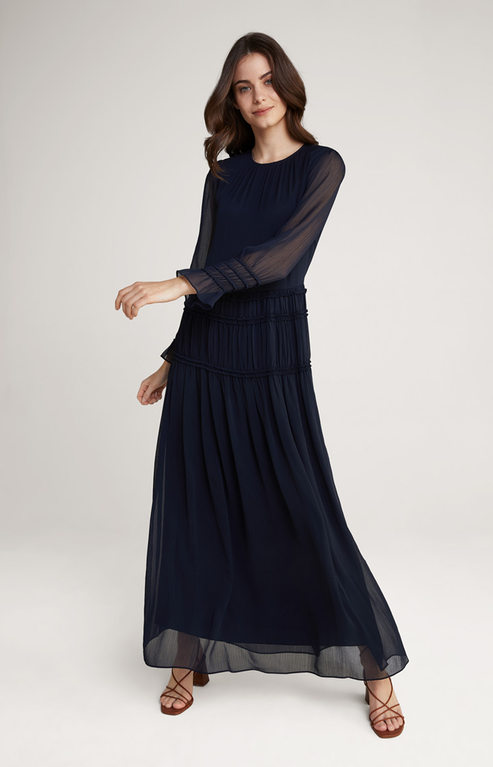 Kleid Dalena in Navy
