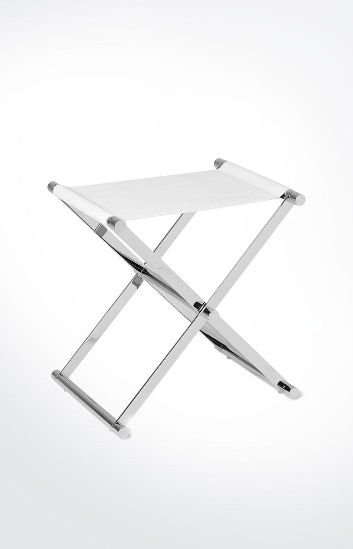 badhocker chromeline wei im joop online shop. Black Bedroom Furniture Sets. Home Design Ideas