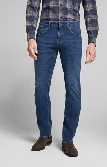 Jeans Roy in Mittelblau