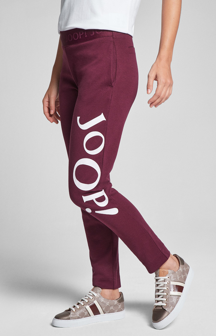JOOP! Joggpant Teena in Bordeaux