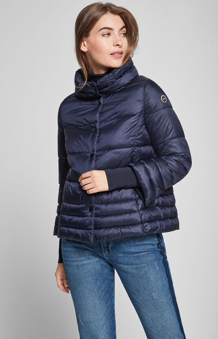 Steppjacke Olia in Navy