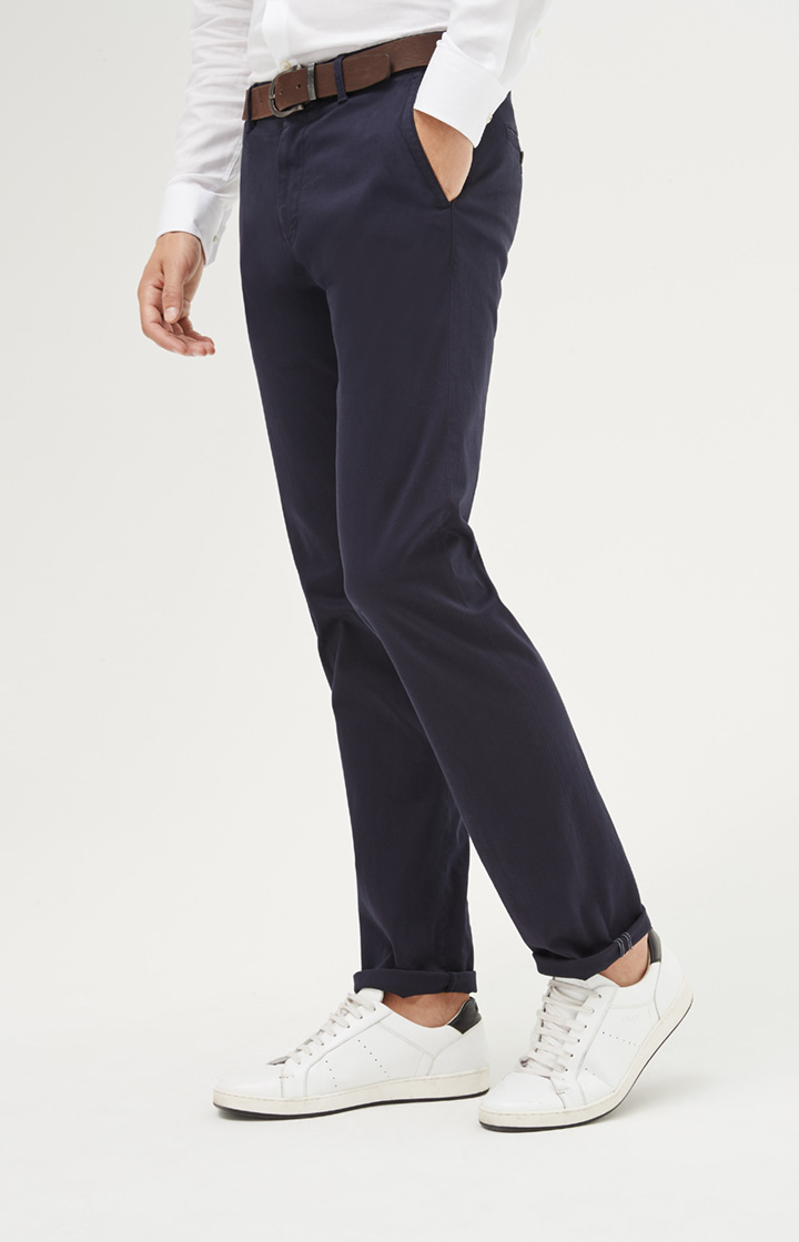 Chino Matthew in Navy