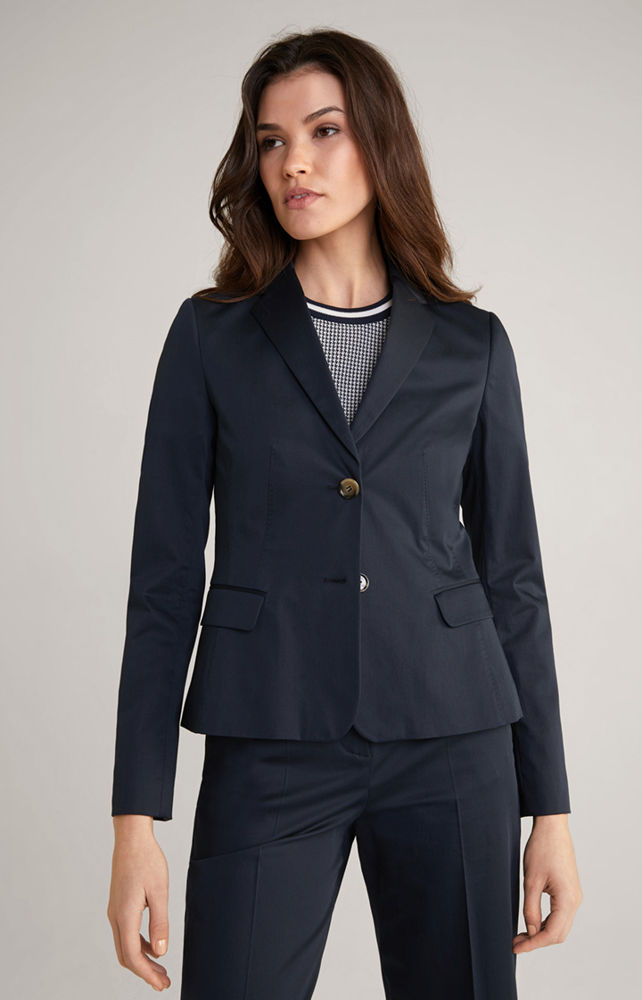 Blazer Jay in Navy